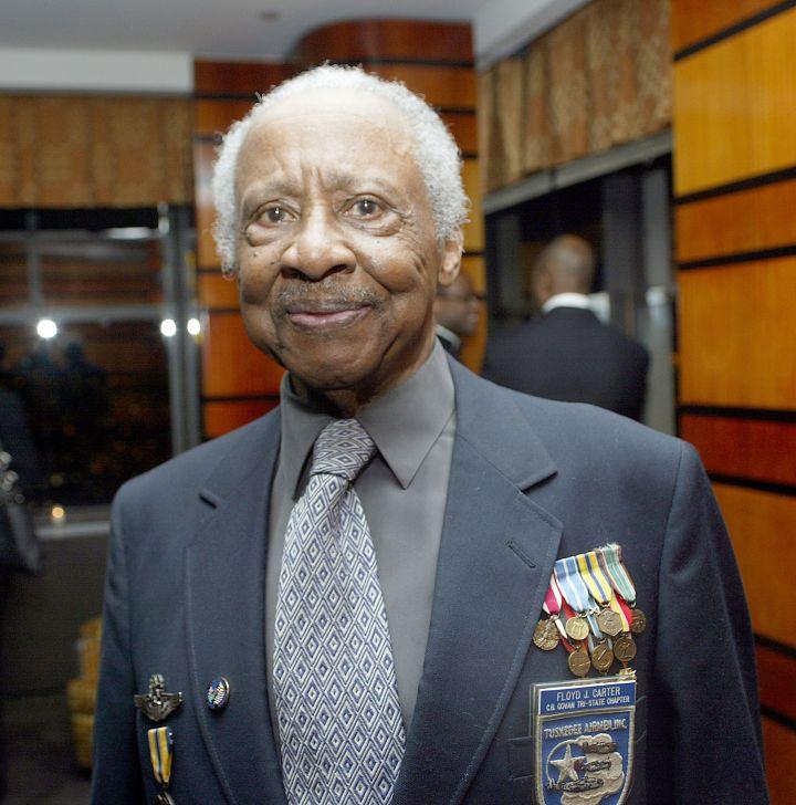 Floyd J. Carter, Sr., 95