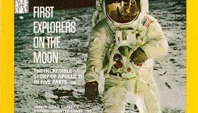 33rd Anniversary Of Apollo 11 Landing On The Moon