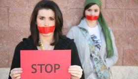 Activists demanding action