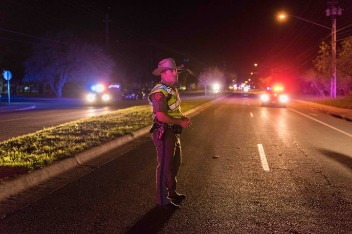 Texas Troopers Respond