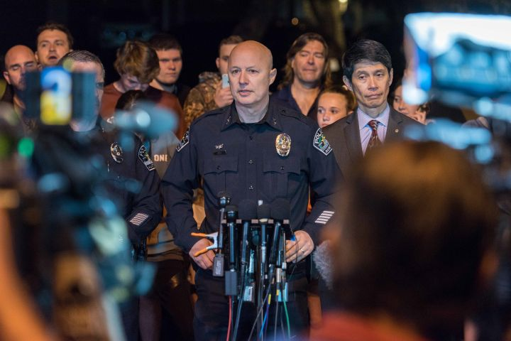 Police Speak Again