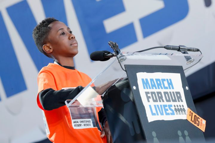 March For Our Lives In Washington, DC