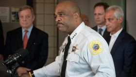 Chicago Mayor Emanuel, CPD Chief Introduce New Resources To Fight Gun Violence