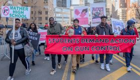 Students, families, and supporters of 'March For Our Lives'...