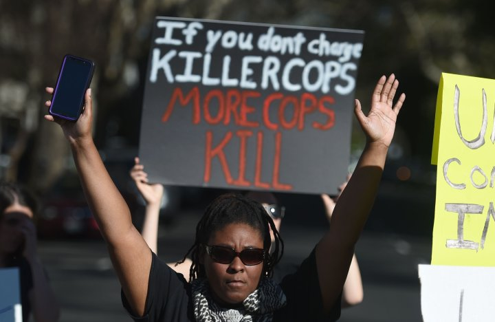 """Stopping """"Cops Who Kill"""""""
