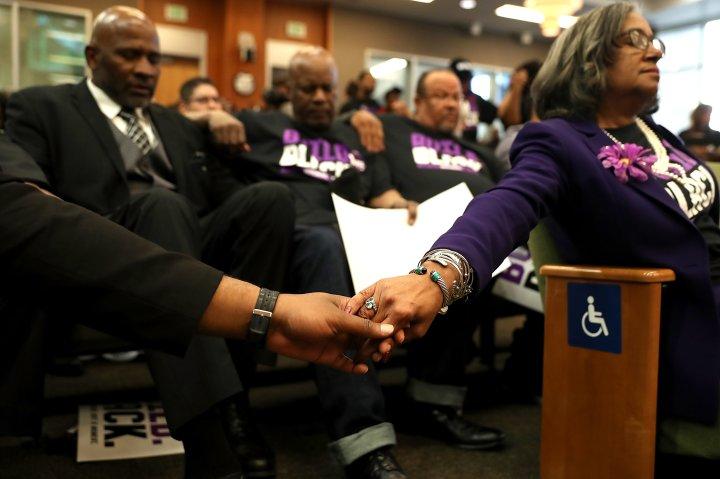 Hundreds Attend Sacramento City Council Meeting On Clark's Death
