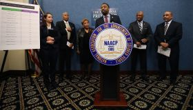 NAACP Announces Lawsuit Against Fed Gov't Surrounding 2020 Census And The Undercounting Of African Americans