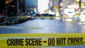 Police Line - Crime Scene