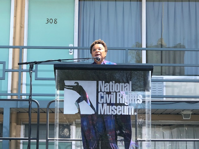 Rep Barbara Lee