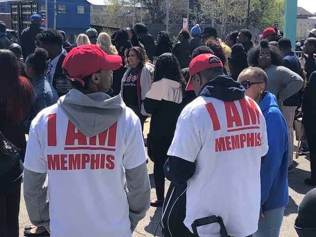 MLK50 attendees