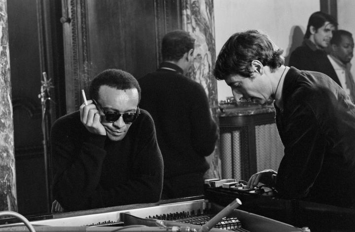 The Big rehearsals: Cecil Taylor
