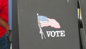 2012 ELECTION DAY IN SOUTH FLORIDA