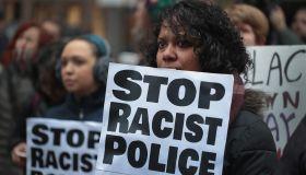Protestors Rally In Chicago Against Police Shootings Of African American Men