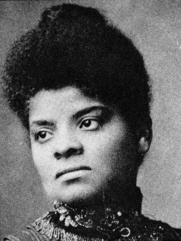 Journalist And Suffragist Ida Wells Barnett