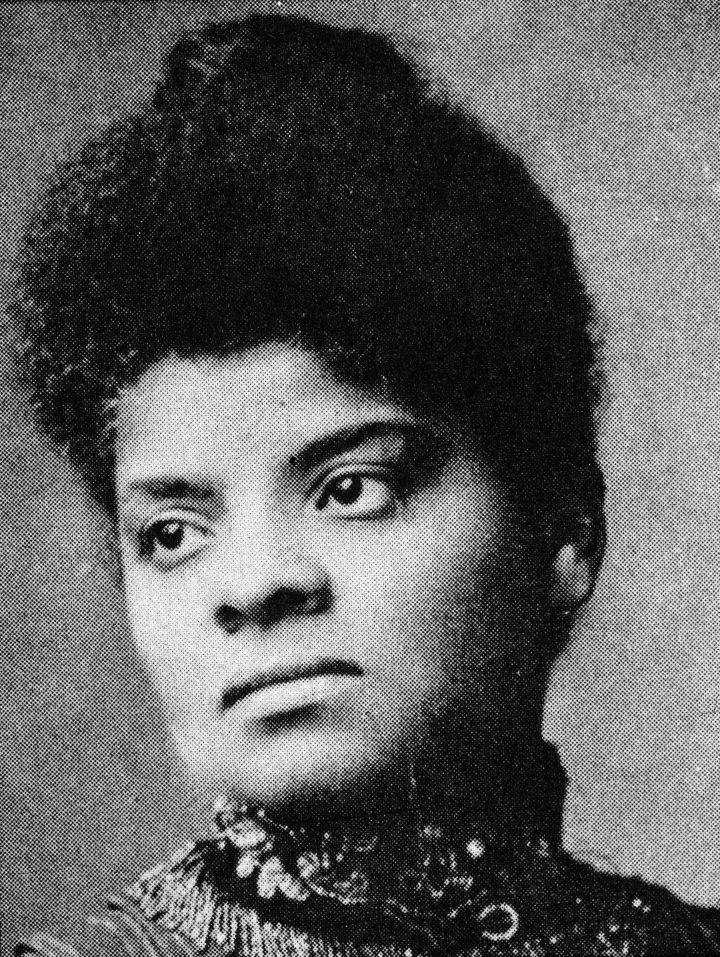 Journalist And Suffragist Ida B. Wells