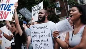White Supremacists Rally In Knoxville Draws Counter Protest