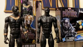 US-ENTERTAINMNET-FILM-BLACKPANTHER-TOYS-RETAIL-MARVEL