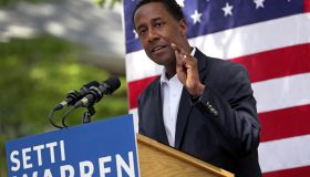 Newton Mayor Setti Warren Announces Candidacy For Mass. Governor