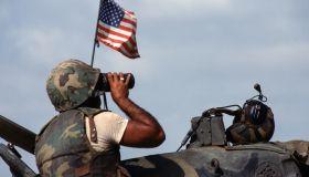 L'armée américaine au Liban