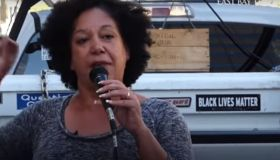 Oakland activist Cat Brooks