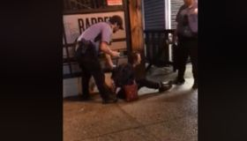 white woman arrested