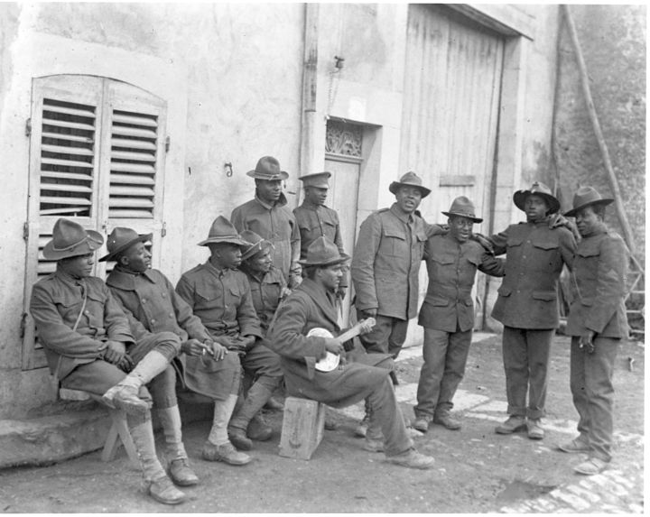 Enlisted Personnel During World War I