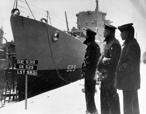 Negro Sailors of the USS Mason