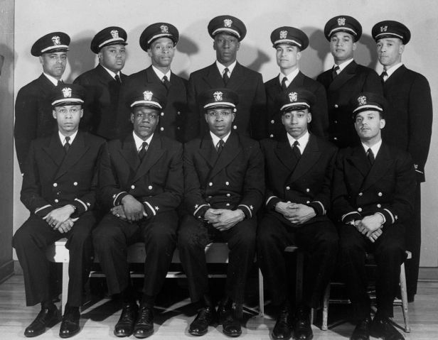Negro Officers