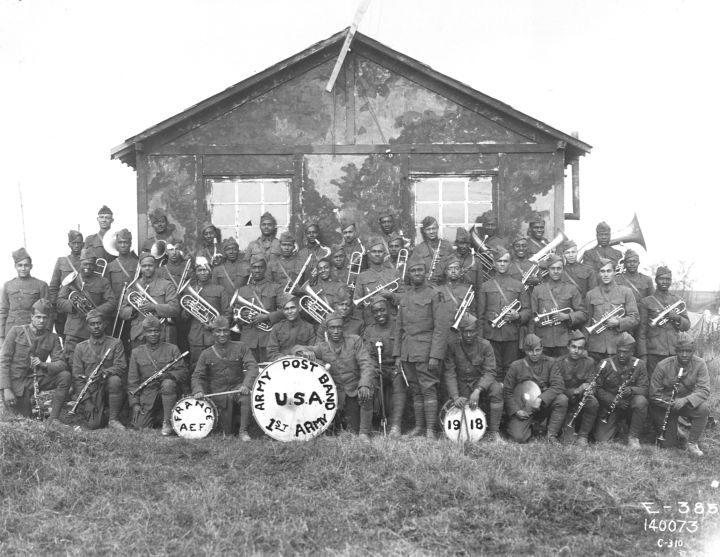 1st Army Post Band