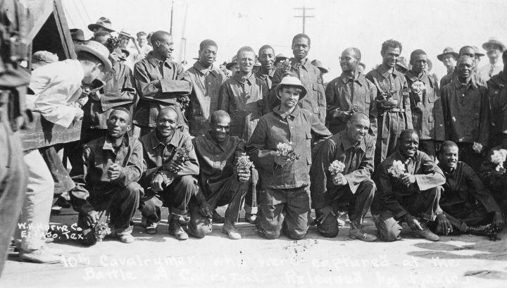 World War I 10th Cavalry