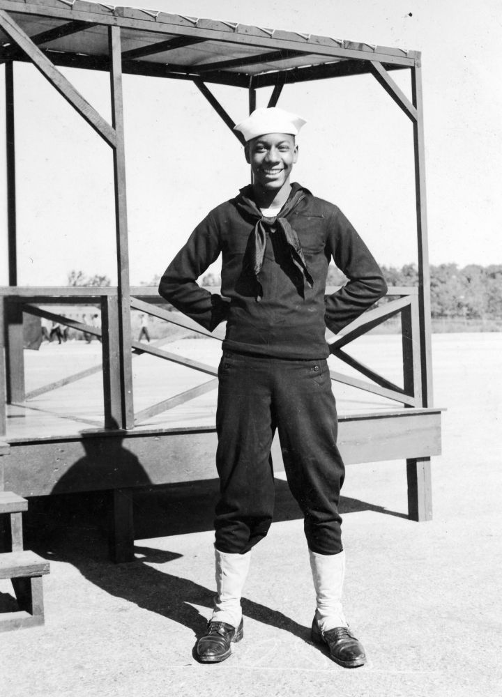 African American Sailor