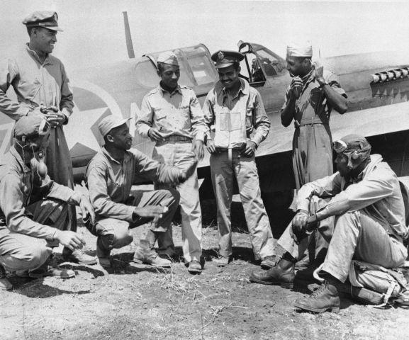 Black Pilots Sharing Stories