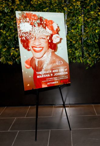 Screening Of Netflix's 'The Death And Life Of Marsha P. Johnson' - Arrivals