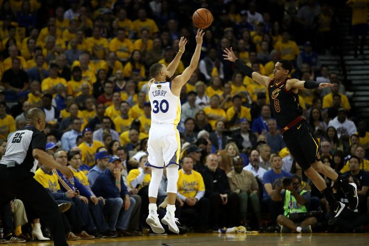 2018 NBA Finals - Game One