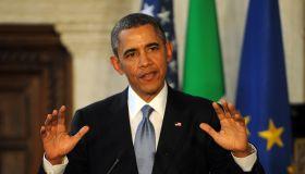 Barack Obama A Rome