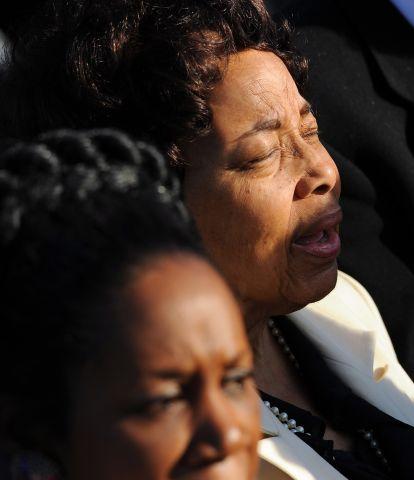 MLK Memorial Dedication Ceremony
