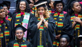 Harvard University Black Commencement