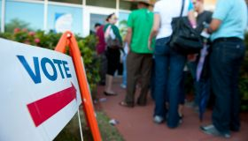 November 2, 2012 Voting And The Process In Miami Dade County Florida