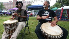 Juneteenth Celebration At Franklin Park