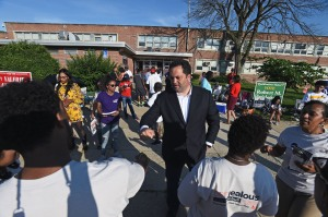 Jealous declares victory in Maryland Democratic primary race for governor