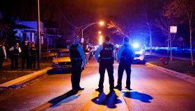 Chicago overnight crime