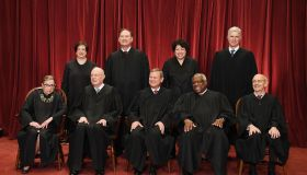 U.S. Supreme Court portrait - Washington, DC