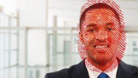 Facial Recognition Fingerprint