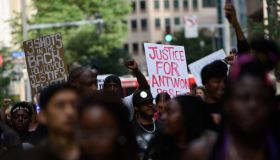 Protests Continue In Pittsburgh In Wake Of Last Week's Police Shooting Of Antwon Rose