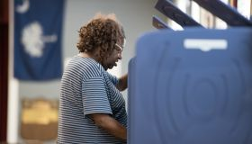South Carolina Voters Go The Polls In Primary Elections