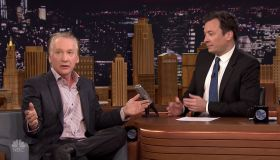 Bill Maher during an appearance on NBC's 'The Tonight Show Starring Jimmy Fallon.'
