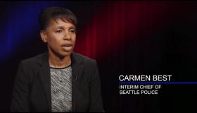 Carmen Best, Seattle Police Chief