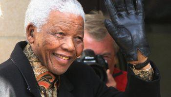 Nelson Mandela - UK