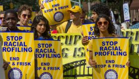NYPD Racial Profiling/Stop and Frisk March