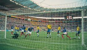 1998 World Cup Soccer: France vs. Brazil